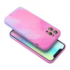 Pouzdro Back Case POP iPhone X, XS (5,8), barva růžová