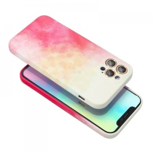 Pouzdro Back Case POP Samsung A526B Galaxy A52 5G, A52 4G, barva červená