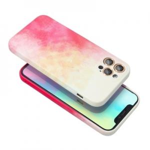Pouzdro Back Case POP Samsung G991B Galaxy S21 5G, barva červená