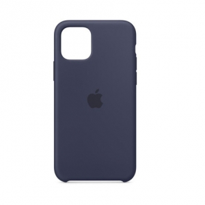 Silicone Case iPhone 11 PRO  midnight blue MWYKLFE/A (blistr)