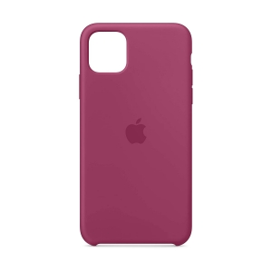 Silicone Case iPhone 11 PRO  pomegranate MWYU2FE/A (blistr)