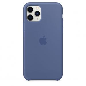 Silicone Case iPhone 11 PRO  linen blue MZ1C2FE/A (blistr)