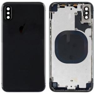 Kryt baterie + střední iPhone XS (5,8) originál barva grey