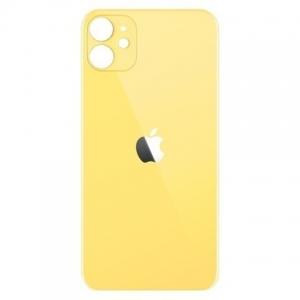 Kryt baterie iPhone 11 (6,1) barva yellow - Bigger Hole