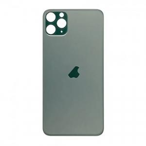 Kryt baterie iPhone 11 PRO MAX (6,5) barva green - Bigger Hole