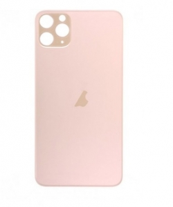 Kryt baterie iPhone 11 PRO MAX (6,5) barva gold - Bigger Hole