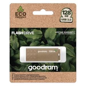 USB Flash Disk (PenDrive) GOODRAM UME3, 128GB USB 3.0 Eco Friendly