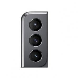 Sklíčko zadní kamery Samsung G991 Galaxy S21 5G grey / black