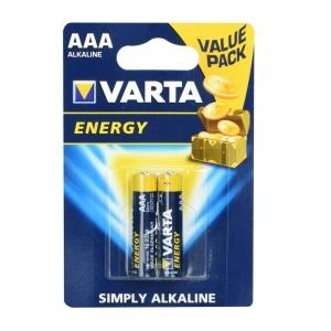 Baterie ALKALINE VARTA R3 (AAA) 2pcs Energy