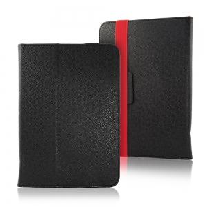 Pouzdro na tablet 10´´ Orbi, barva černá/červená