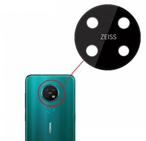 Sklíčko zadní kamery Nokia 7.2