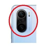 Sklíčko zadní kamery Xiaomi Mi 11i