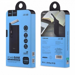 POWER Bank HOCO B27 - 15000mAh barva černá