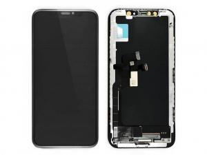 Dotyková deska iPhone X (5,8) + LCD černá originál
