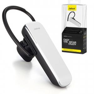 Bluetooth headset JABRA EASY GO barva bílá