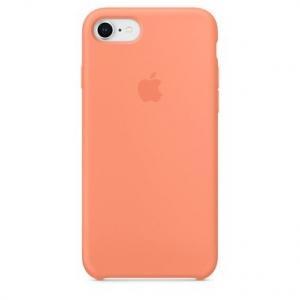 Silicone Case iPhone 7, 8, SE (2020) peach MMF2FE/A (blistr)