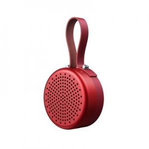 Mini reproduktor BlueTooth REMAX RB-M39 voděodolný, barva červená