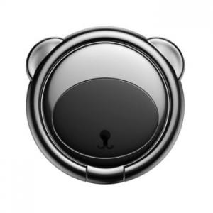 Držák Baseus Bear Ring (SUBR-01), barva černá