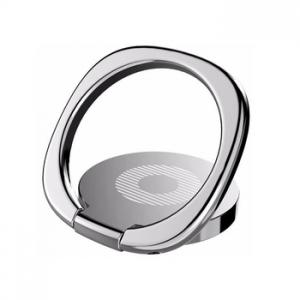 Držák Baseus Ring Privity (SUMQ-0S), barva stříbrná