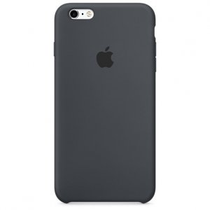 Silicone Case iPhone 6, 6S black MLY27FE/A (blistr)