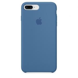 Silicone Case iPhone 7, 8, SE (2020) denim blue MMFG2FE/A (blistr)