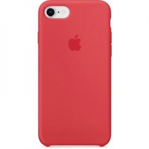 Silicone Case iPhone 7, 8, SE (2020) raspberry MMYV2FE/A (blistr)