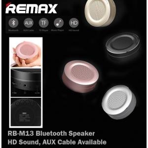 Mini reproduktor BlueTooth REMAX RB-M13 barva černá