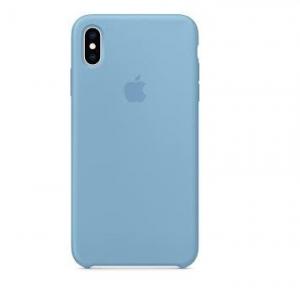 Silicone Case iPhone X, XS cornflower MGX12FE/A (blistr)
