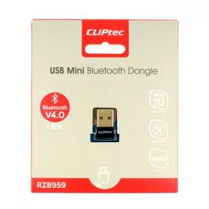 Cliptec USB bluetooth adaptér V 4.0