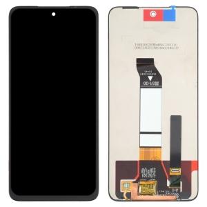 Dotyková deska Xiaomi Redmi NOTE 10 5G + LCD černá