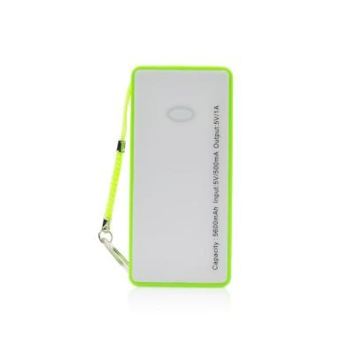 Externí baterie POWER BANK BLUN ST-508 zelená 5600 mAh