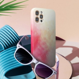Pouzdro Back Case POP iPhone 13 Mini (5,4), barva červená