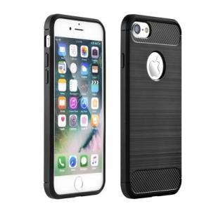 Pouzdro CARBON iPhone 13 (6,1) černá
