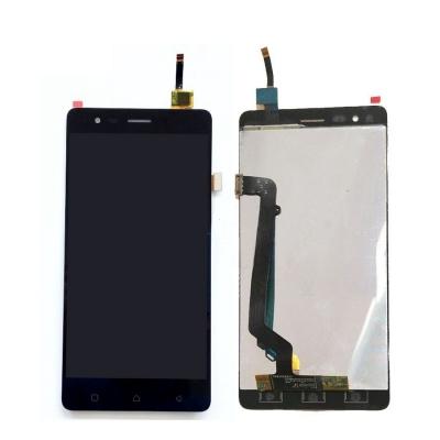 Dotyková deska Lenovo K5 NOTE + LCD s rámečkem černá