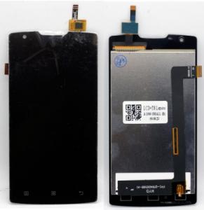 Dotyková deska Lenovo A1000 + LCD černá