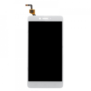Dotyková deska Lenovo K6 NOTE + LCD bílá