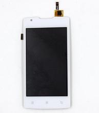 Dotyková deska Lenovo A1000 + LCD bílá