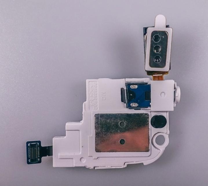 Zvonek (buzzer) Samsung i8260, i8262 Galaxy Core - bílá