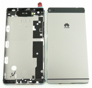 Huawei P8 kryt baterie originál + boční tlačítka černá