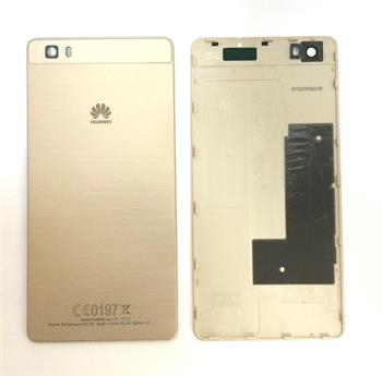 Huawei P8 lite kryt baterie zlatá