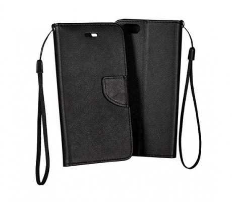 Pouzdro FANCY Diary TelOne Samsung i8190, i8200 GALAXY S3 mini barva černá