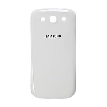 Samsung i9300 Galaxy S3 kryt baterie bílá