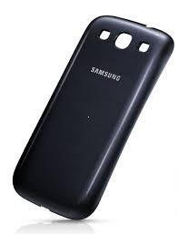 Samsung i9300 Galaxy S3 kryt baterie černá