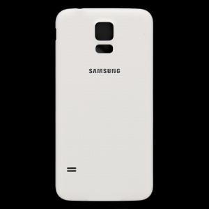 Samsung G900 Galaxy S5 kryt baterie bílá