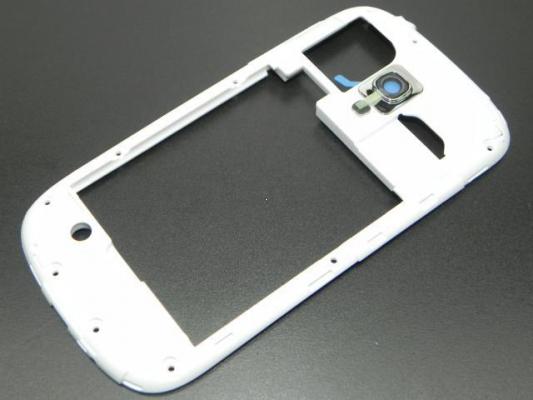 Samsung i8190 Galaxy S3 mini kryt střední originál bílá