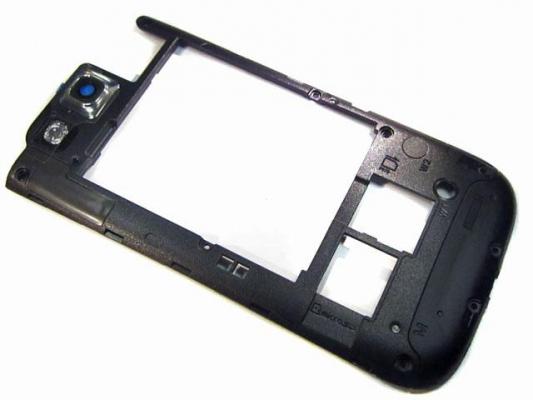 Samsung i9300 Galaxy S3 kryt střední černá