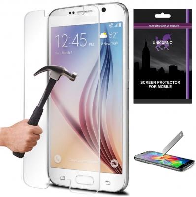 Ochranná folie Samsung J700 Galaxy J7 tvrzené sklo 9H UNICORNO