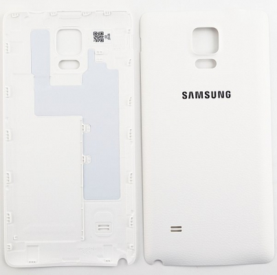 Samsung N910 Galaxy NOTE 4 kryt baterie bílá