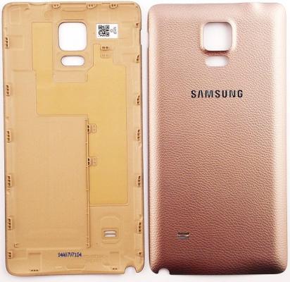 Samsung N910 Galaxy NOTE 4 kryt baterie zlatá