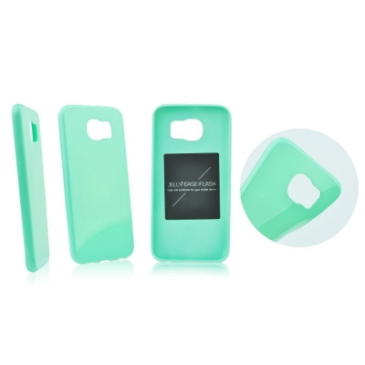 Pouzdro JELLY CASE FLASH Samsung i9500, i9505 Galaxy S4 mint
